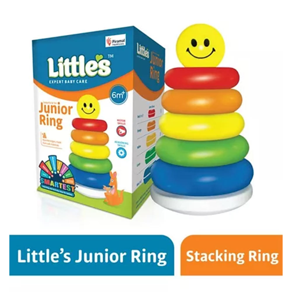 Little's Junior Ring Play And Learn Toy