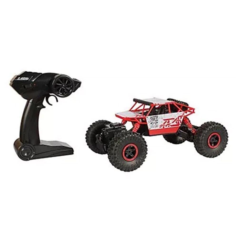Planet of Toys Rock Crawler Remote Control Car