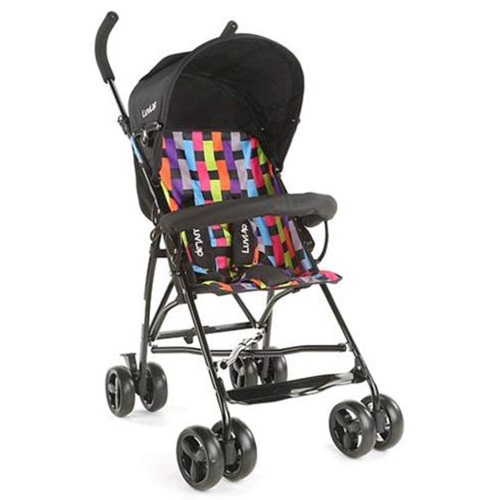 LuvLap Tutti Frutti Baby Stroller Buggy-0
