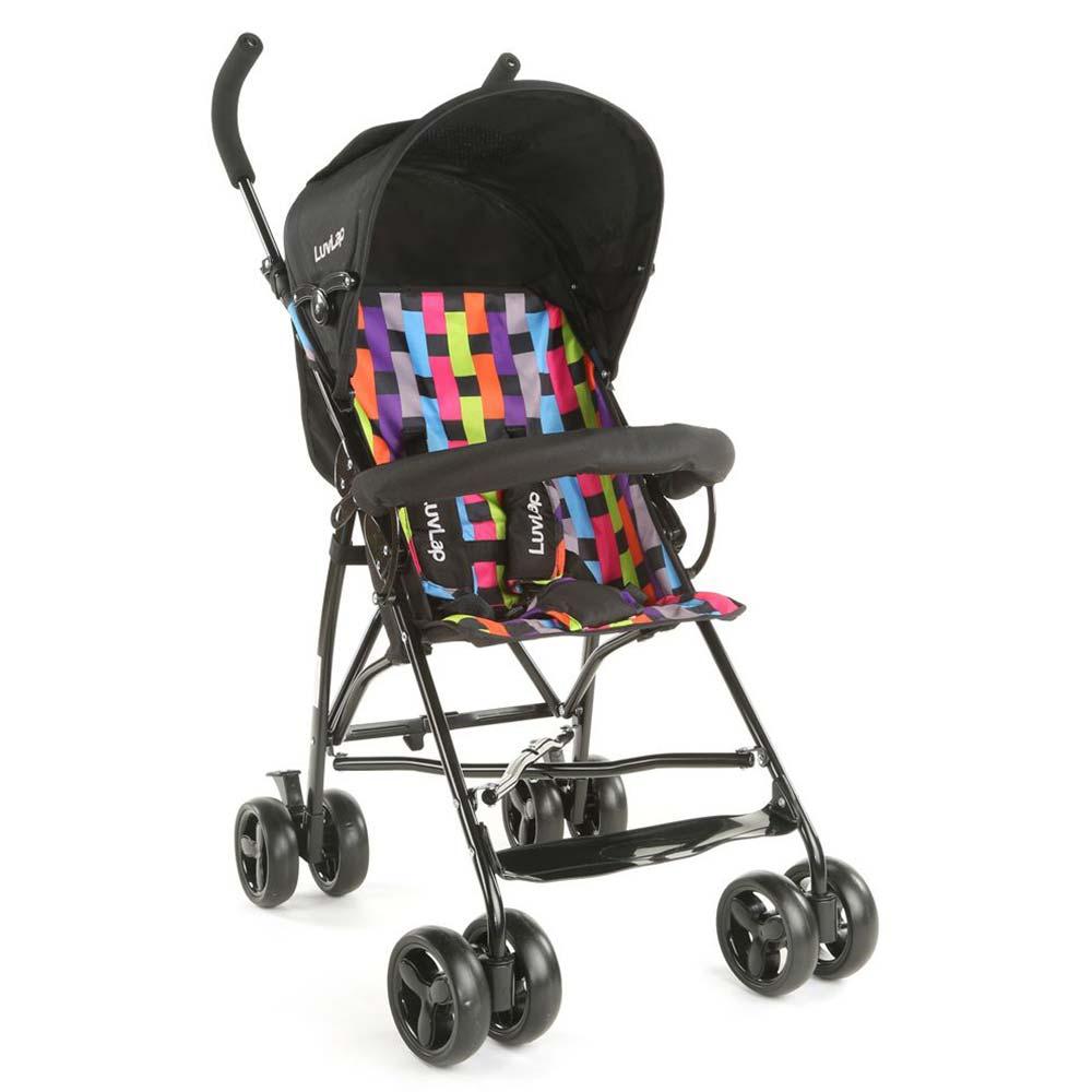 LuvLap Tutti Frutti Baby Stroller Buggy-3