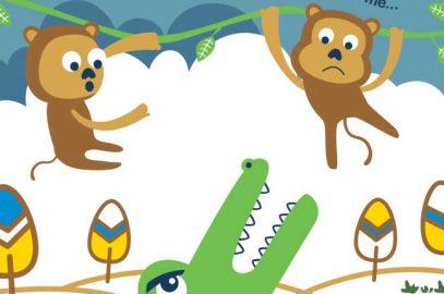 बुद्धिमान बंदर और मगरमच्छ की कहानी | Magarmach Aur Bandar Ki Kahani