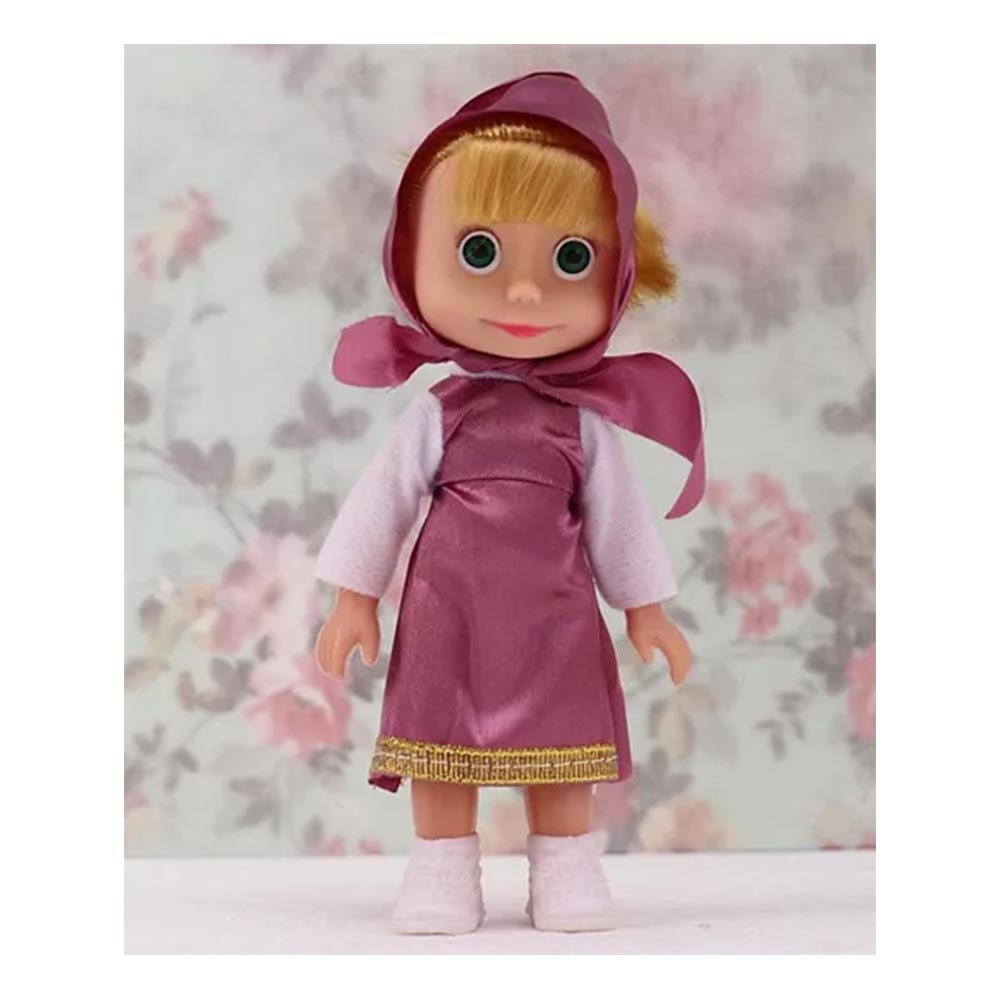 Masha And The Bear Toy Figure Pink