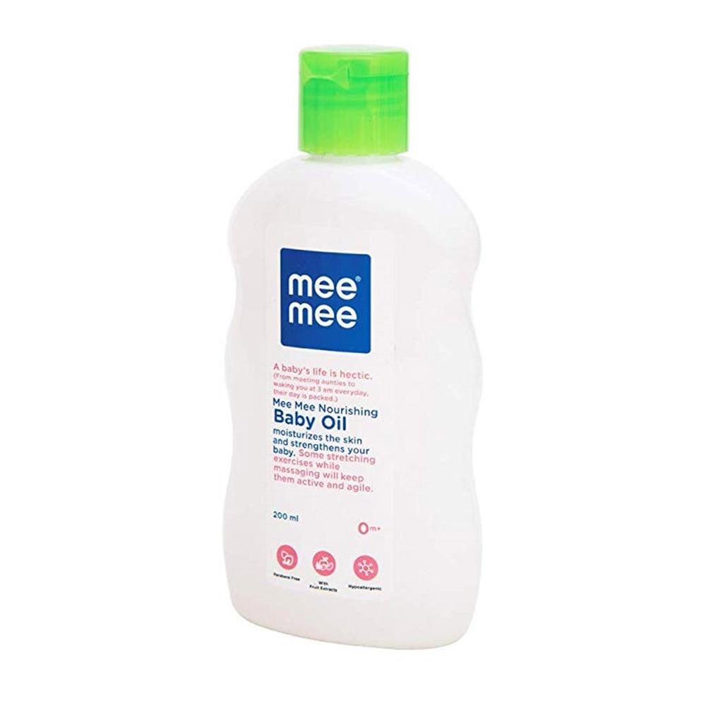 Mee Mee Baby Oil