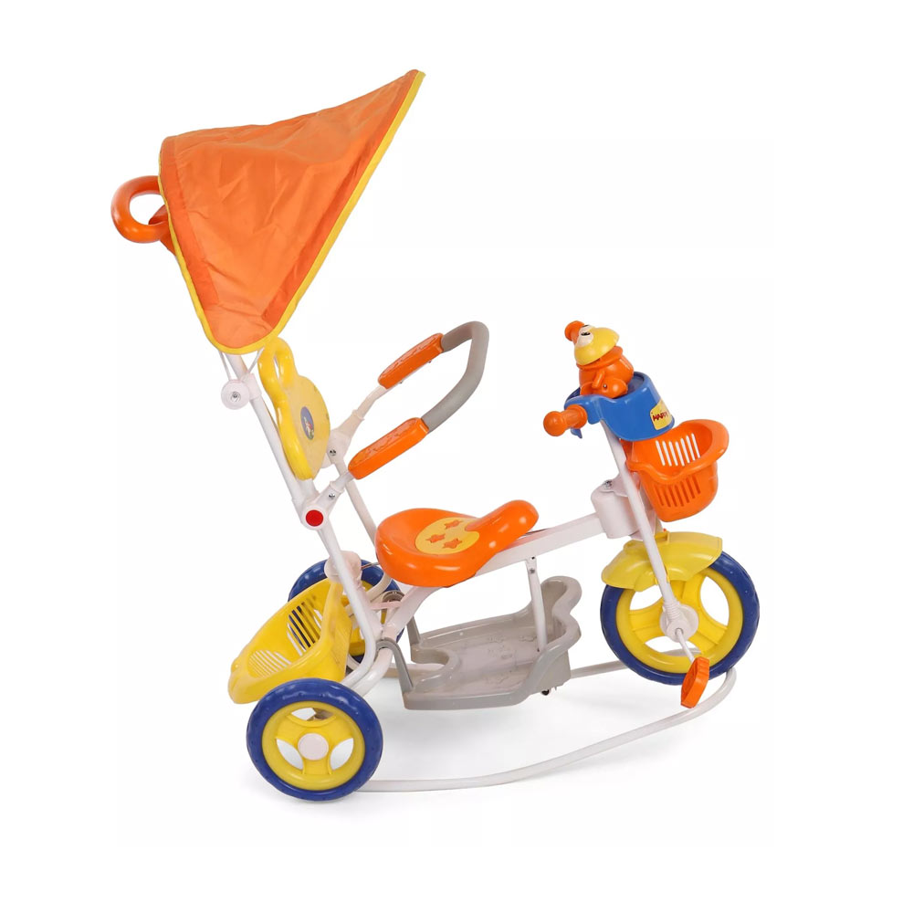 Mee Mee 2-in-1 Baby Tricycle With Rocker Function