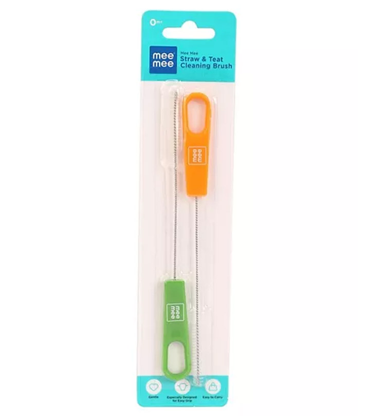 Mee Mee Straw And Teat Cleaning Brush