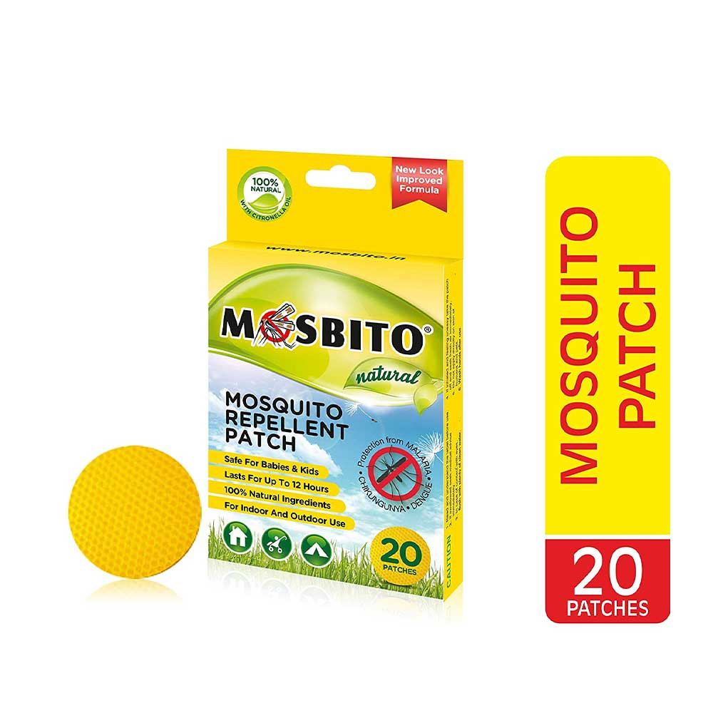 Mosbito Mosquito Repellent Patch-0