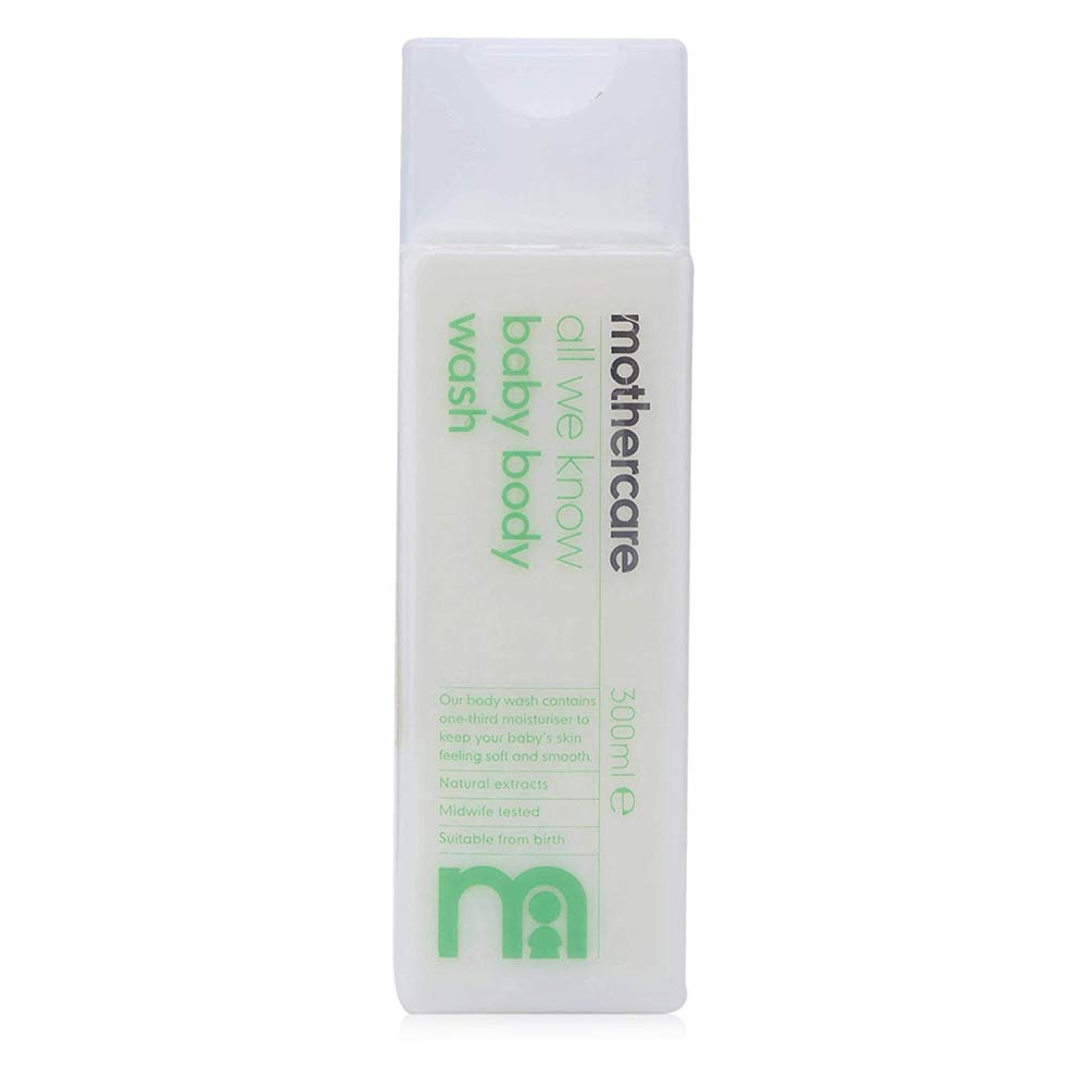 Mothercare All We Know Baby Body Wash