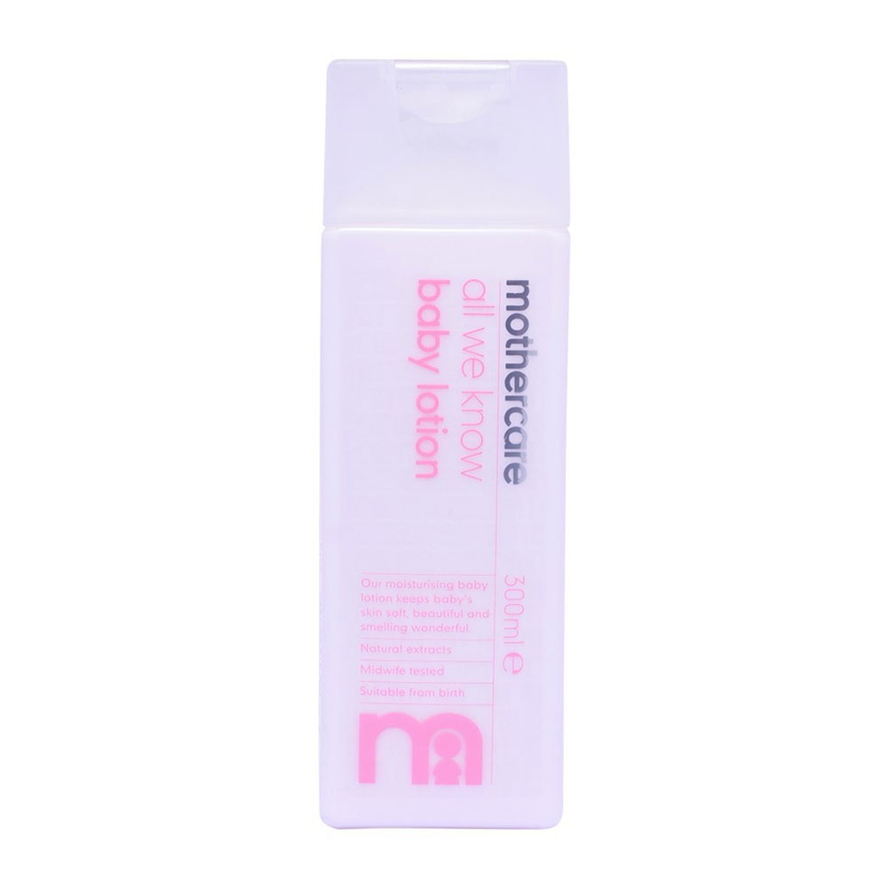 Mothercare All We Know Baby Lotion-0