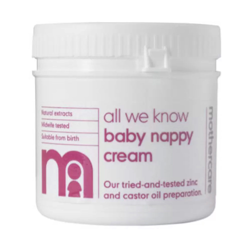 Mothercare All We Know Baby Nappy Cream