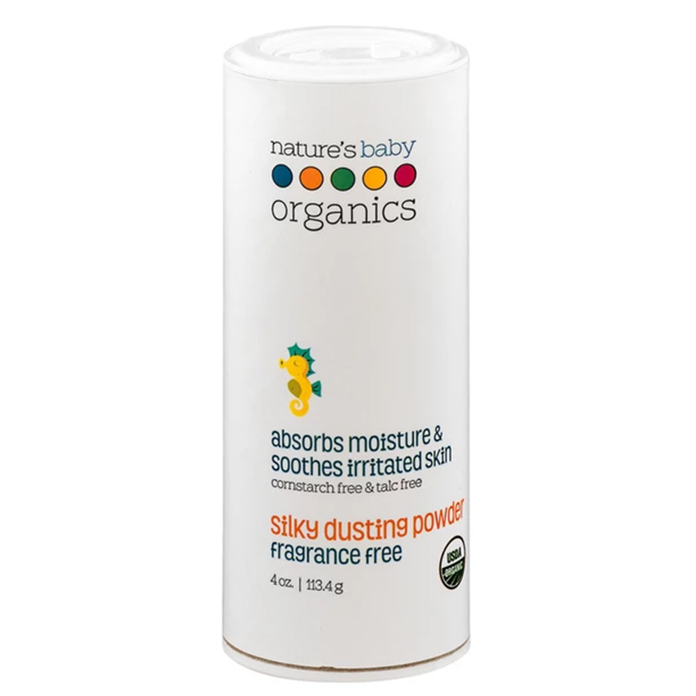 Nature's Baby Organic Powder