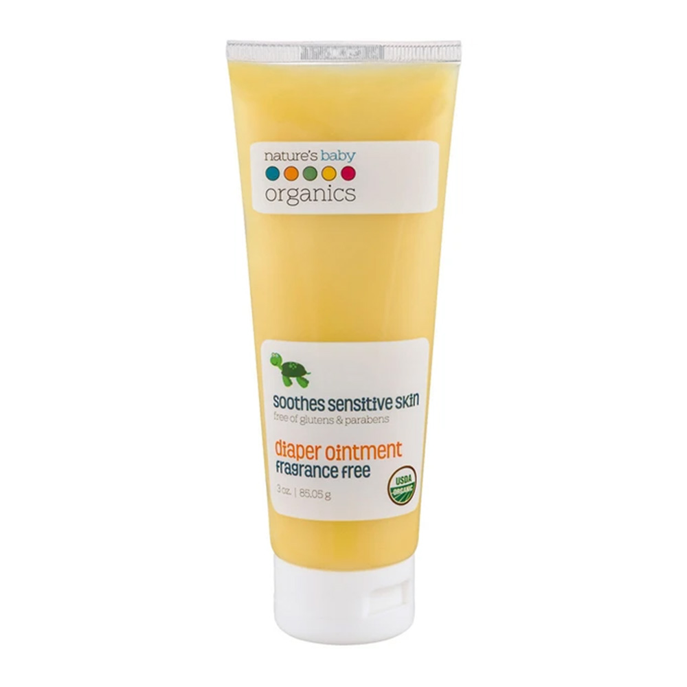 Nature's Baby Organics Safe Diaper Ointment
