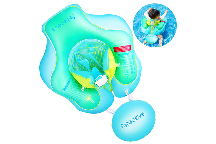 PEFECEVE Baby Inflatable Swimming Pool Float