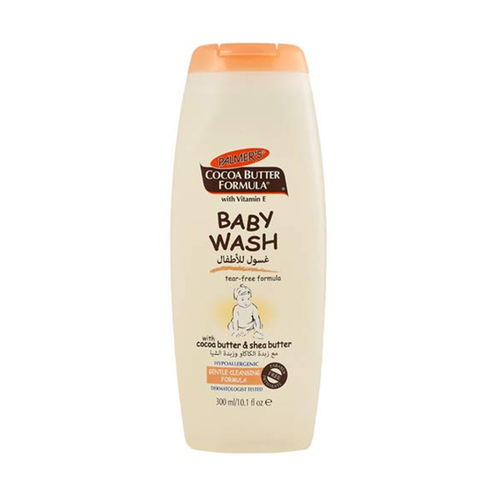 Palmer's Baby Wash with Cocoa Butter & Shea Butter