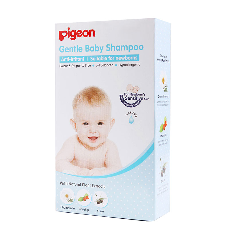 Pigeon Baby Shampoo