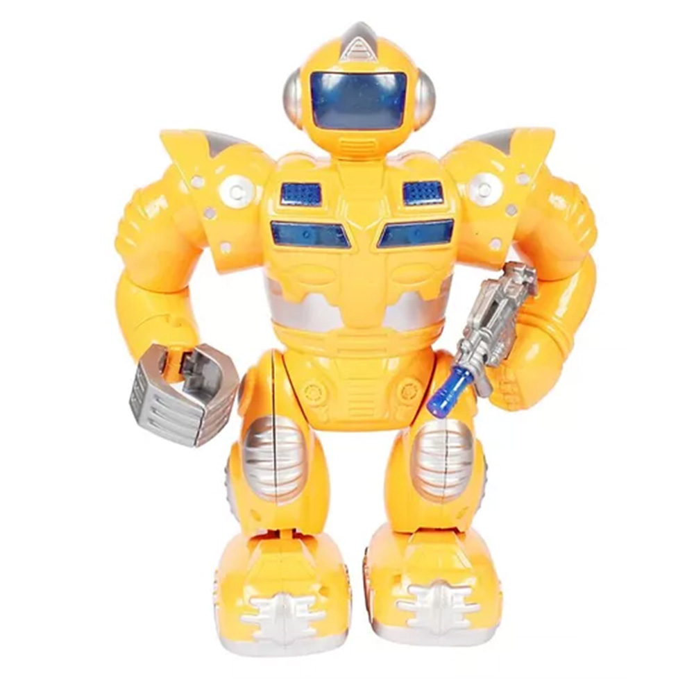 Planet of Toys Battery Operated Robot