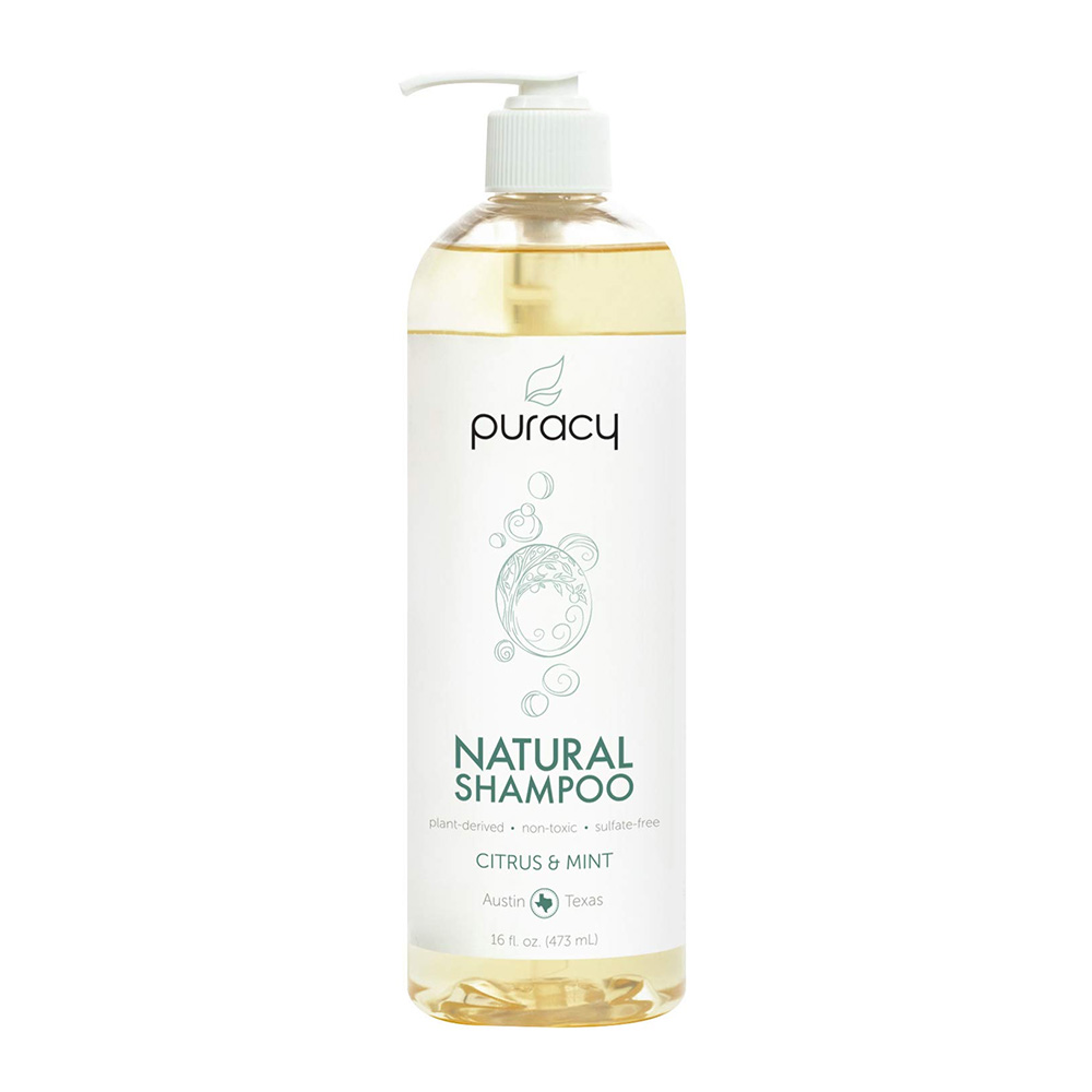 Puracy Natural Baby Shampoo and Body Wash,