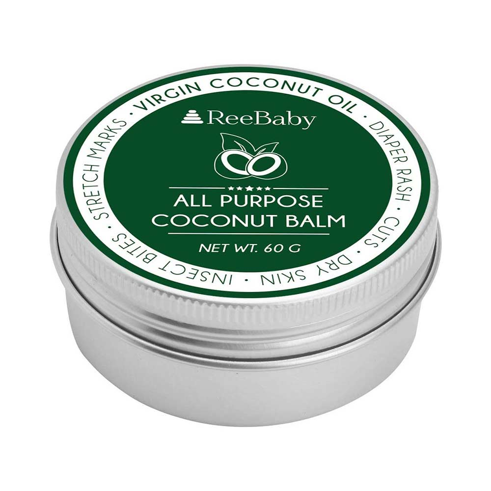 ReeBaby All Purpose Coconut Balm  for Diaper Rash