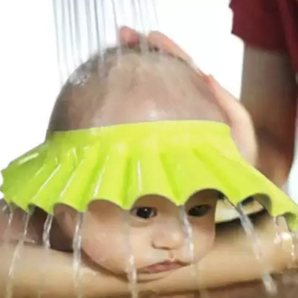 Simxen Adjustable Baby Kids Shampoo Bath Bathing Safe