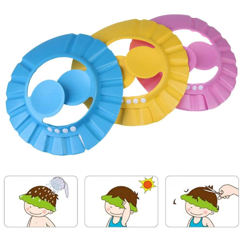 Skyzone Safe Baby Shower Cap