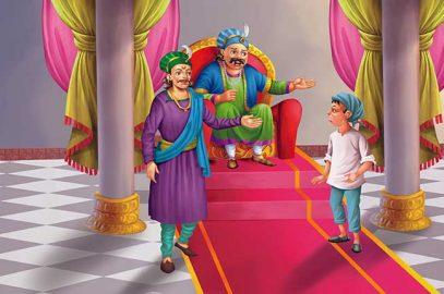 अकबर बीरबल की कहानी: बीरबल ने चोर को पकड़ा | Birbal Ne Chor Pakda