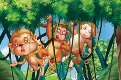 बंदर और टोपीवाले की कहानी   Topiwala Aur Bandar Ki Kahani