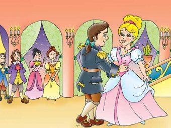 सिंड्रेला की कहानी | Cinderella Ki Kahani