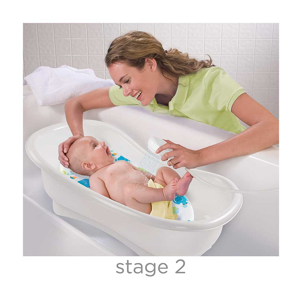 Summer Infant Newborn to Toddler Bath Center and Shower