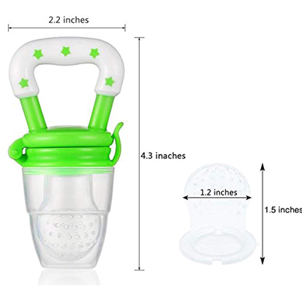 The Little Lookers pacifiers