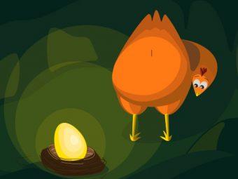 सोने का अंडा देने वाली मुर्गी की कहानी | Farmer And Golden Egg Story In Hindi