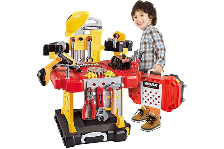 Toy Chois 100 Pieces Kids Construction Toy