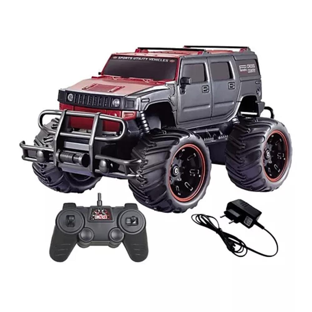 Toyshine Off Road Hummer Monster Racing Car With Remote Control