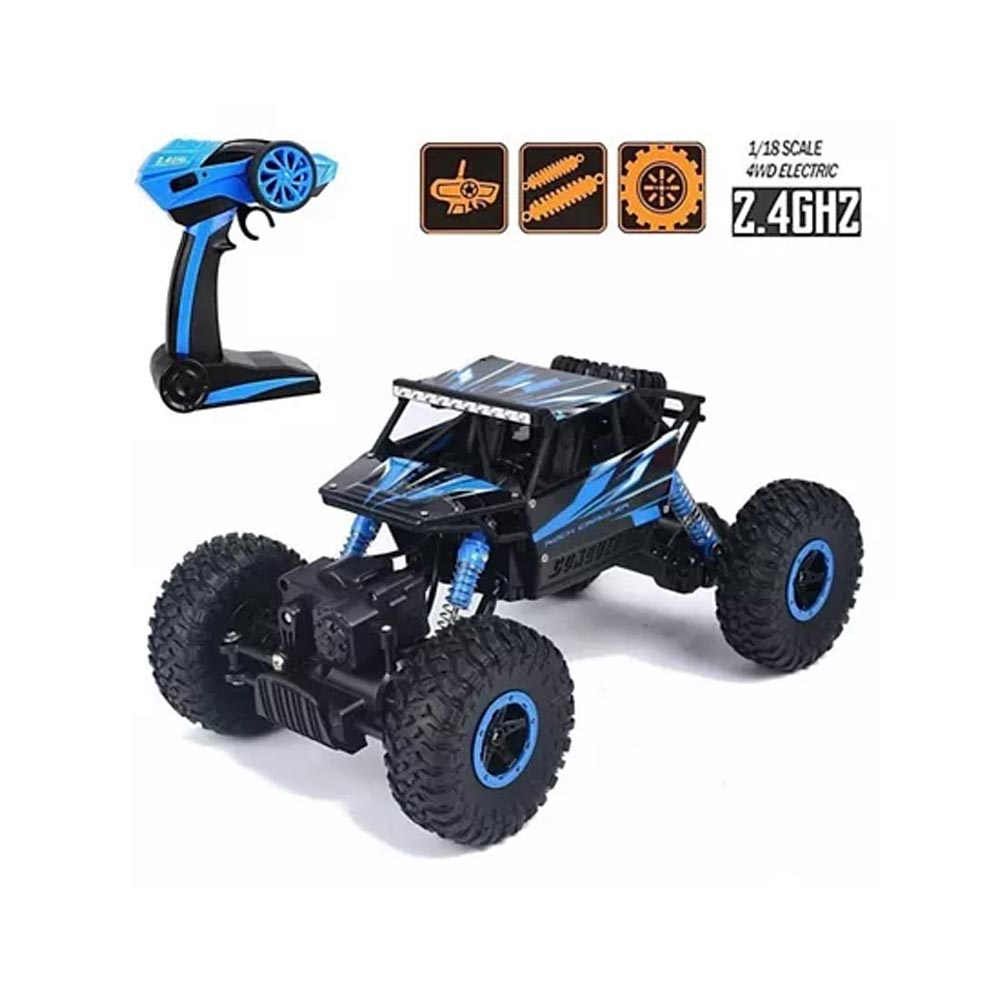 Toyshine Rock Crawler Remote Control Car