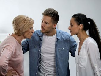 Trouble Getting Along With Your Mother-In-Law? There's A Reason Why
