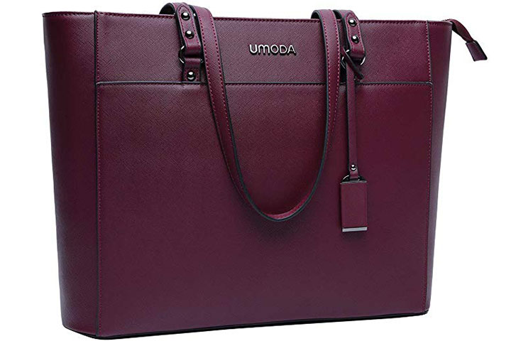 UMODA Laptop Bag for Women
