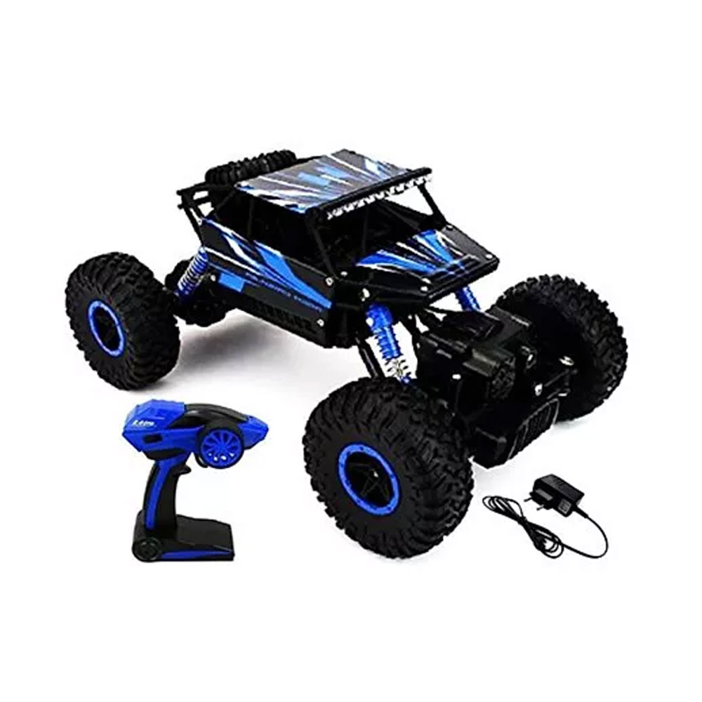Webby 2 Point 4 Ghz Remote Controlled Rock Crawler