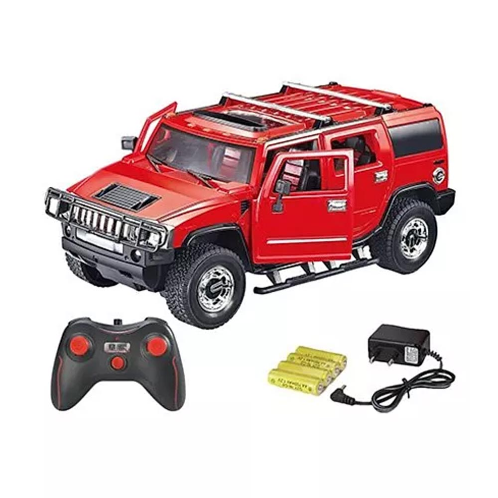 Webby Remote Controlled Hummer Car With Opening Doors