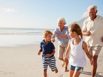 Why Maternal Grandparents Tend to Be Closer to Grandkids Than Paternal Grandparents