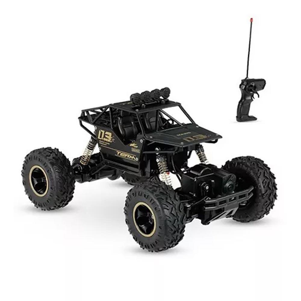 Yamama Remote Control Rock Crawler Toy