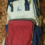 Syga Multi Purpose Diaper Bag-Multi purpose diaper bag-By vandana586
