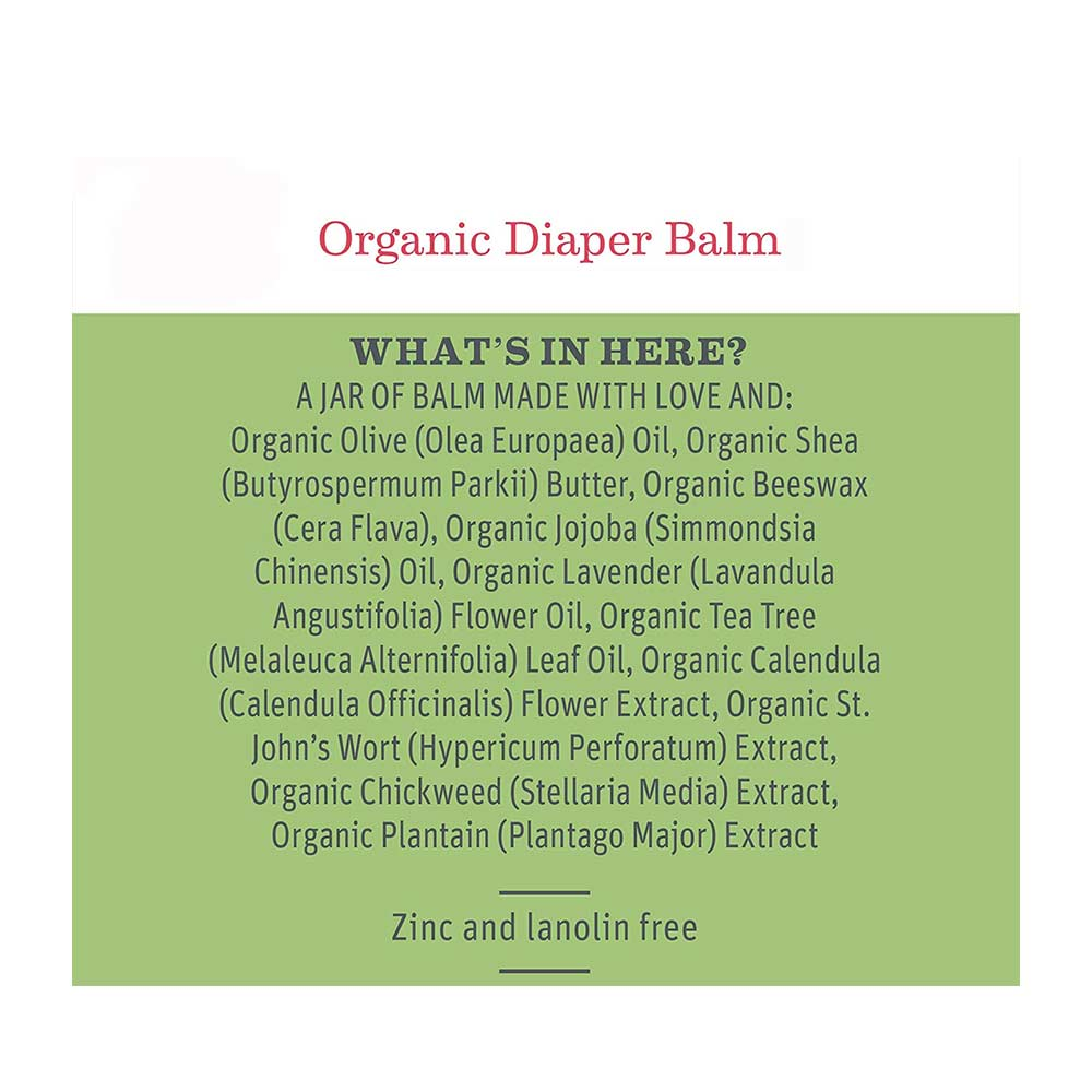 earth mama angel baby diaper cream