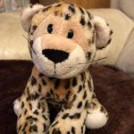 Wild Republic CK Baby Leopard Soft Toy-Fantastic collection-By jayasree0806