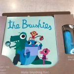 The Brushies Baby and Toddler Toothbrush-Baby oral hygiene-By sumi2020