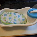 Summer Infant Newborn to Toddler Bath Center and Shower-4 in 1 baby bath tub-By sumi2020