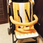 Babyhug Agile Baby Light Weight Stroller Buggy With Umbrella Fold-Super cool buggy-By sumi2020