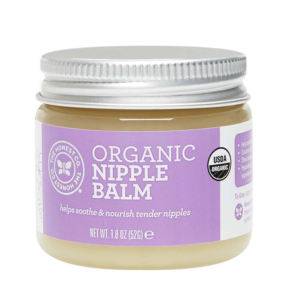 Honest Organic Nipple Balm