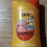 L'Oreal Kids Tropical Mango Shampoo-loreal 2 in 1 shampoo-By vandana586