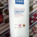 Mee Mee Liquid Talc-Magical powder free talc for babies-By vandana586