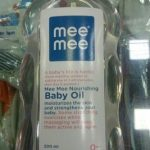 Mee Mee Baby Oil-Nourishing baby oil-By vandana586