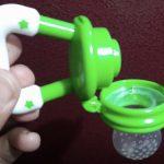 The Little Lookers pacifiers-Pacifier cum fruit feeder-By vandana586