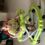 Sunbaby Butterfly Baby Walker-Awesome Product-By lavi_yadav